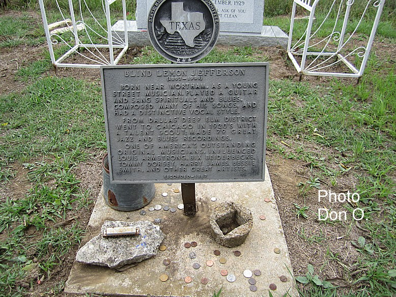 Texas Historical Marker set in 1967