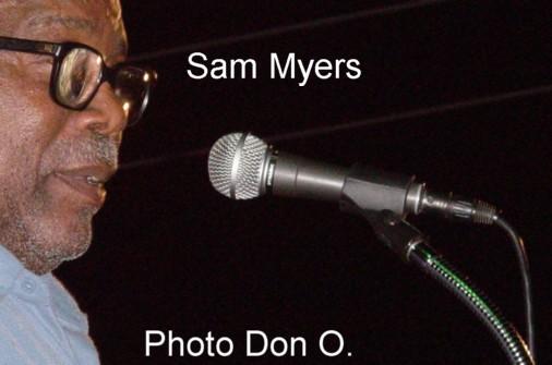 Sam Myers